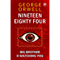 1984 (Nineteen Eighty-Four) with Quoates (English Edition)