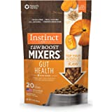 Instinct Freeze Dried Raw Boost Mixers Grain Free Gut Health Grain Free All Natural Dog Food Topper by Nature's Variety, 5.5