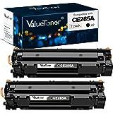 Valuetoner Compatible Toner Cartridge Replacement for HP 85A CE285A for LaserJet Pro P1102w Pro P1109w P1102 M1212nf M1217nfw