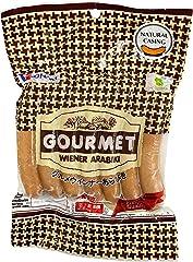 Itoham Betagro Gourmet Wiener Arabiki Sausages - Frozen