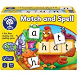 Orchard Toys 101969 Match and Spell