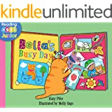 Bella's Busy Day (Bella the Cat Book 9)