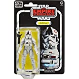Star Wars The Black Series at-at Driver 6-inch Scale Star Wars: The Empire Strikes Back 40TH Anniversary Collectible Figure,