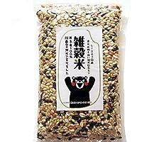 雑穀米 [ 黒米 赤米 緑米 発芽玄米 ひえ きび あわ 押麦 ] 熊本産 ビタミンB群 代謝アップ 残留農薬ゼロ チャ…