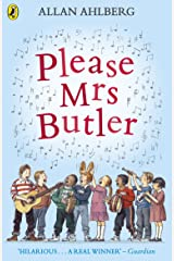 Please Mrs Butler: Verses (Puffin Modern Classics) Kindle Edition