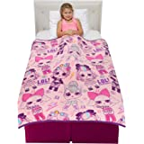 "Franco Kids Bedding Super Soft Plush Throw Blanket, 46"" x 60"" Twin Size, Design"