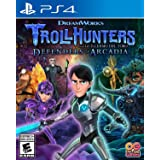 Trollhunters Defenders of Arcadia for PlayStation 4