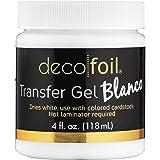 iCraft 5563 Deco Foil Transfer Gel, Blanco