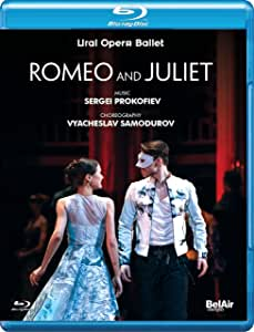 ウラル・バレエ《ロメオとジュリエット》(サモドゥロフ振付)[Blu-ray Disc]