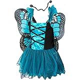 Petitebella Halloween Costume Dress 2-12y