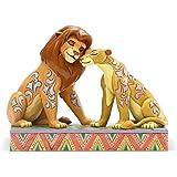 Disney Traditions Savannah Sweethearts Simba Figurine