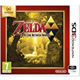 Nintendo Selects - Legend of Zelda: A Link Between Worlds (Nintendo 3DS)