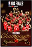 2019 NBA Champions: Toronto Raptors [DVD]
