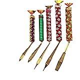 Set of 5 Jaw Jew's Mouth Harp lips twanger DAN MOI Hmong VietNam 5DM