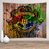 Feierman Tapestry for Harry Potter Magic Wall Hanging Decor 100% Polyester Kids Bedroom Decor, 100% Polyester, Cwt-24, (70x70