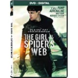 The Girl in the Spider's Web: A New Dragon Tattoo Story [DVD]