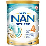 Nestlé NAN OPTIPRO Stage 4 Growing-up Milk Formula, 2 years onwards, 900g