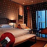 USB Night Light, BAILONGJU Star Projector Night Light, Interior Car Lights, Bending Freely Portable Night Light Atmospheres D