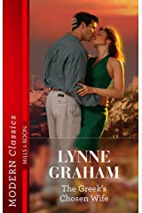 The Greek's Chosen Wife Kindle Edition