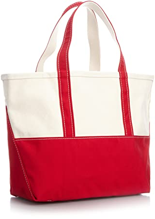 Boat and Tote Bag M 11-61-1020-593: Red