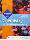 Edexcel International GCSE Chemistry Student Book Second Edition (Edexcel Igcse)
