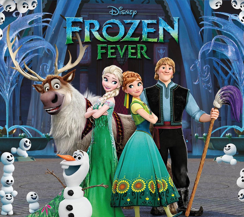 ディズニー 『アナと雪の女王 エルサのサプライズ』アナ,エルサ,クリストフ,スヴェン,オラフ HD(1440×1280)スマホ 壁紙・待ち受け