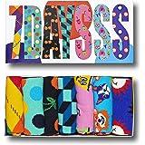 Happy Socks 7 Days Giftbox (7-pack)