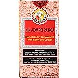 Nin Jiom Pei Pa Koa (Herbal Dietary Supplement with Honey and Loquat) 300ml 10 oz. One Bottle