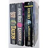 Anne Rice's, Lives of Mayfair Witches, 3 Books: Lasher / Taltos / The Witching Hour