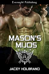Mason's Mijos (The Agency Book 4) Kindle Edition