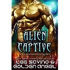 Alien Captive: A sci fi warrior romance (Tsenturion Masters Book 1)