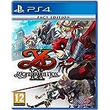 Ys Ix: Monstrum Nox Pact Edition - PlayStation 4 (PS4)