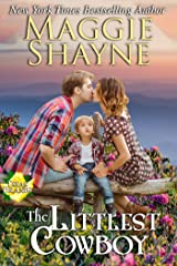 The Littlest Cowboy (The Texas Brands Book 1) Kindle Edition