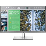New 1FH47AA 13H-1FH47AA HP ELITEDISPLAY E243-1FH47AA- 23.8 INCH FHD 5MS 60HZ IPS/VGA/HDMI/DISPLAYPORT/Pivot/VESA.
