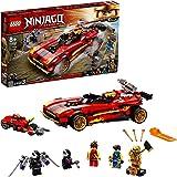 レゴ(LEGO) ニンジャゴー X-1 ニンジャ・チャージャー 71737