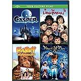 CASPER/ RASCALS/HARRY/NANNY DVD