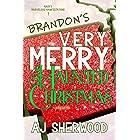 Brandon's Very Merry Haunted Christmas (Mack's Marvelous Manifestations Book 1)