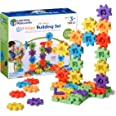 Learning Resources 100 Piece Deluxe Building Set, Construction Toy, Ages 3+