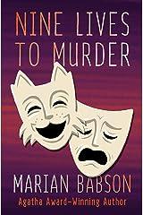 Nine Lives to Murder Kindle Edition