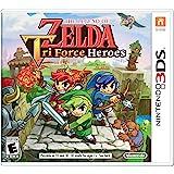 Legend Zelda: Tri Force Heroes