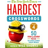 The New York Times Hardest Crosswords Volume 4: 50 Friday and Saturday Puzzles to Challenge Your Brain