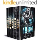 Iron Thunder MC Series: Books 1-5