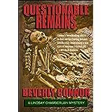 Questionable Remains: Lindsay Chamberlain Mystery #2 (Lindsay Chamberlain Mysteries)