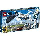 レゴ(LEGO) シティ 空のポリス指令基地 60210 ブロック おもちゃ 男の子 車