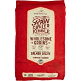 Stella & Chewy's SC-KWG-RCWCS-22 Raw Coated Kibble Wholesome Grains Kibble Wild Caught Salmon Dog Food, 22lb