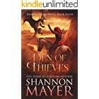 Den of Thieves (The Desert Cursed Series Book 7)