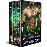 Dragon Protectors Box Set Books 1-3: Dragon Shifter Bodyguards (Dragon Heartbeats Boxset Book 5)