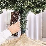 The Christmas Tree Hugger