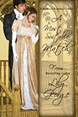 A Most Suitable Match: A Brides of Waterloo Novella Kindle Edition