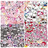 Kawaii Stickers[200pack] Vinyl Waterproof Stickers for Laptop for Skateboard,Hydro Flask,Water Bottle,Computer,Guitar,Luggage